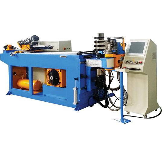 CNC控制液压弯管机
