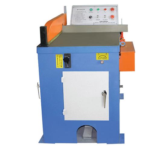 半自动铝型材切割机